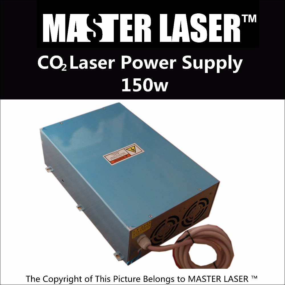 Low Price CO2 Laser Power Supply 160w for Laser Tube 150W