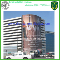 Hot Selling Waterproof Car Wrap/Glass Stickers One Way Vision