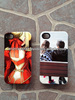 High Tech Customerized Full Color Decoration 3D Phone Cover