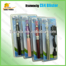 $3.5 Itsuwa E-cig ego ce4 Mini Tank Atomizer blister kit cheap goods from germany suppliers