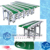 VG Plastic Safety Automatic Industrial Conveyor Belt Easy work design production small system