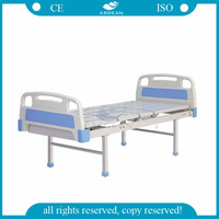 AG-BMS303 cheap home care manual hospital bed price for ill patient