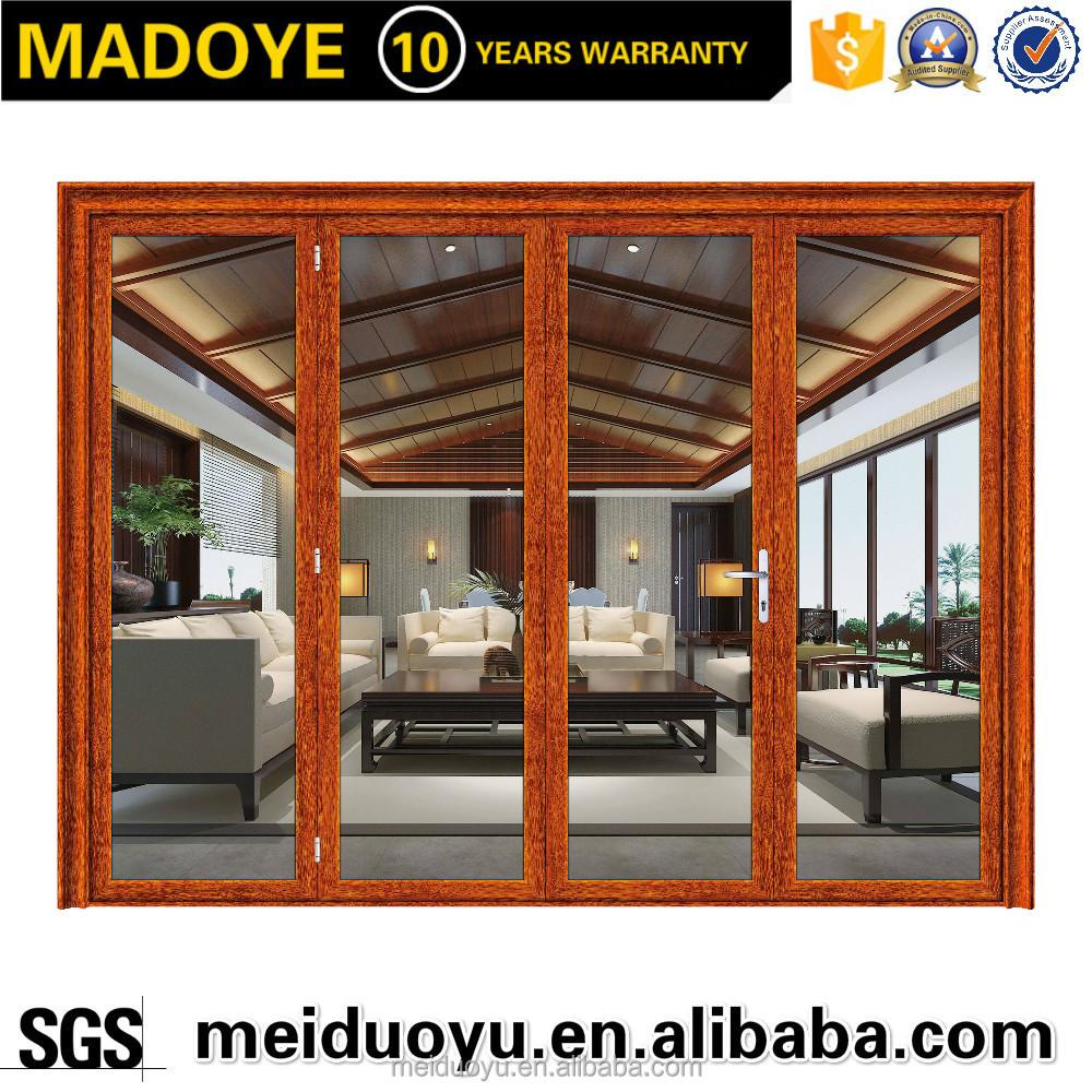 alluminio porta del garage pieghevole prezzo porta id