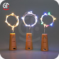 New Products Christmas Party Favor 2m20Lights Warm White LED Bottle String Lights