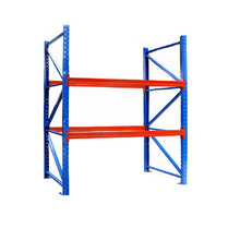 Heavy Duty Metal Industrial Equipment Rack Warehouse Pallet Rack