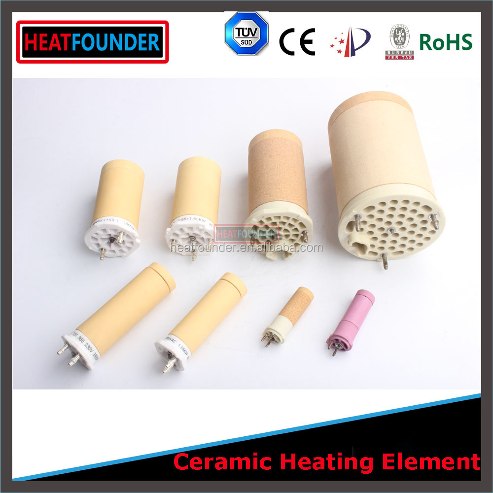 OEM round core bobbin and Insulating ceramic core for air bobbin heater