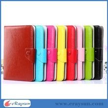 "Universal Leather Tablet Cases Cover For 7"" 8"" 9"" 10"" Tablet Android PC Pad"