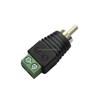 RCA male connector(37444B lectronic products, connectors,Electrical Equipment)