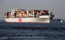 Cheap shipping rates ocean transportation to Surabaya by OOCL cargo services from Shenzhen china logistics agent