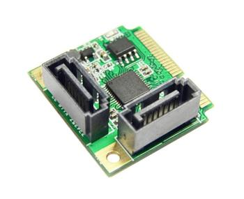 mini pci-e to sata 3.0 card with 2sata ports