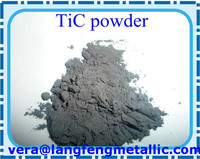 Titanium Carbide hot-melt powder thermal welding powder carbide&cermet additives