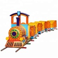 Hot Promotion Playground Entertainment Machinery Kids Ride on Train Electric Mini Train