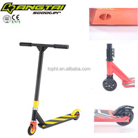 New cheap price outdoor exercise foldable stunt scooter