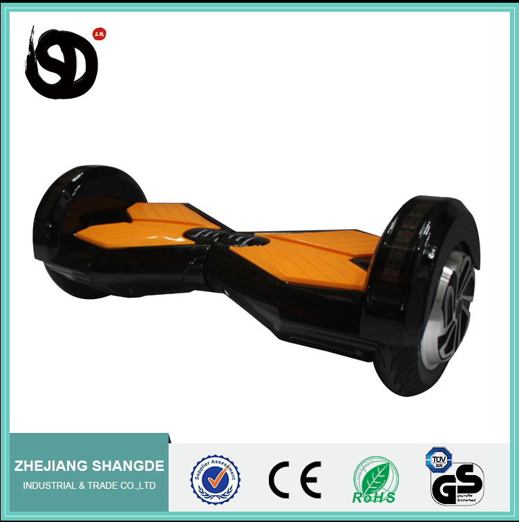 2016 New style and fashional 2 wheels powered unicycle smart self balance scooter electric