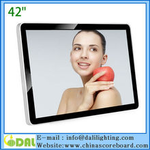 7 to 82 inch cheap video player super market