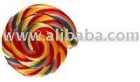 HANDMADE TWISTED POPS LOLLIPOPS