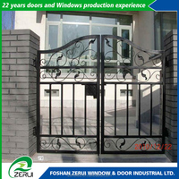 Small iron gate iron gate products imported from china wholesale