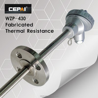 WZP -421 flange connection temperature sensor