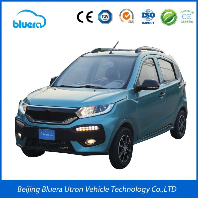 Hot Saling Mini With Eec L7e Electric Car