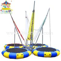 Playing Items For Kids 4 In 1 Bungee Trampoline For Sale
