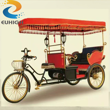 3 wheel battery operated passenger tricycle e rickshaw