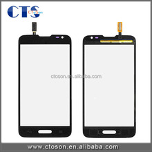 mobile phone spare parts replacement display lcd complete touch screen glass assembly for lg l70 d320