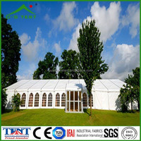 light frame metal party tent