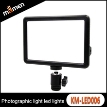 Professional Soft Light for Photographic Film Shooting Led Video Light Make Up Light Can Install on Camera
