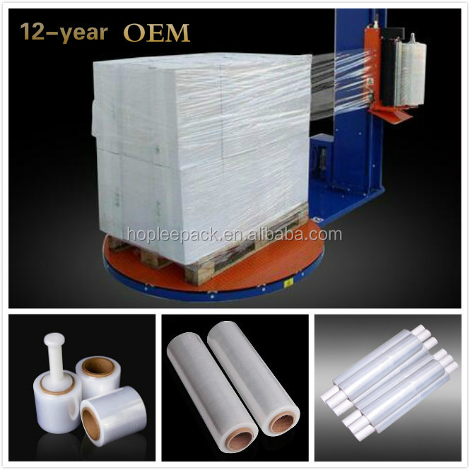 20Micron LLPDE Stretch film for wrapping pallet machine
