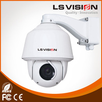 LS VISION ip ptz 30x zoom camera 1080p ip security poe dome camera ip ir mini waterproof wdr camera