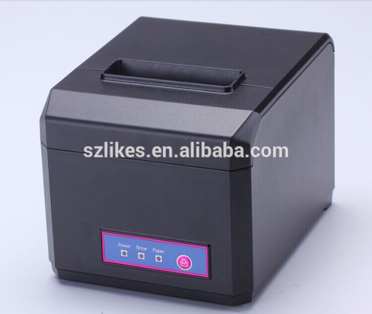 "Factory wholesale 3"" 80mm thermal printer 12v"