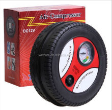 Portable Car Mini Hand Tire Air Pump