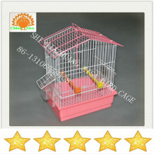 pvc coated steel wire bird cage