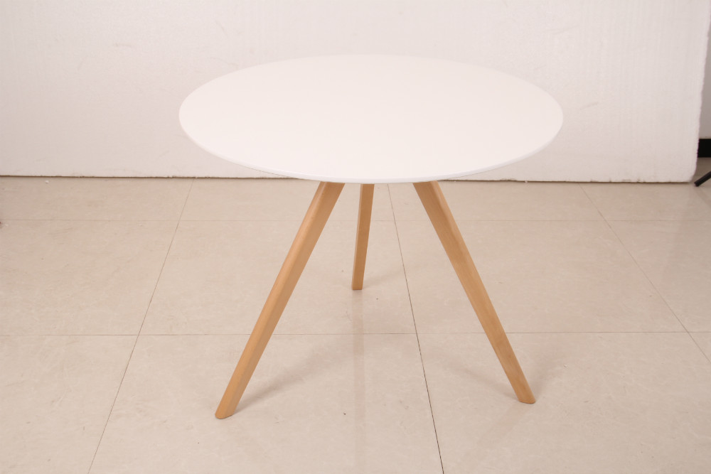 wholesale cheap modern design new style round top center table