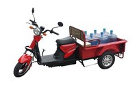 EEC electric cargo tricycle, made in GUOWEI China