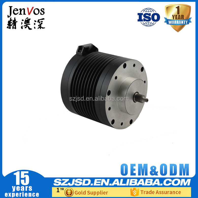 48VDC 1.2KW 12000rpm permanent magnet Bruless LOW VOLTAGE DC motor