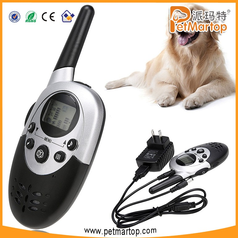 Best Dog Training Supplies Rechargeable Remote Sport Dog Shock Collar TZ-PET613N
