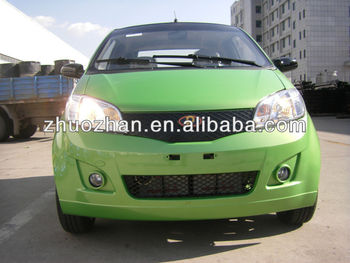 EEC L6E electric car with wholesale price,easy to maintain