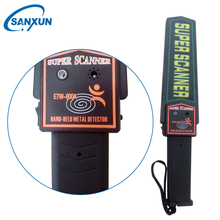 Best Quality Hand-held Metal Detector for Military
