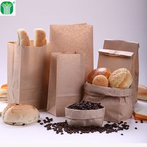 china manufacturer custom disposable bread paper bag