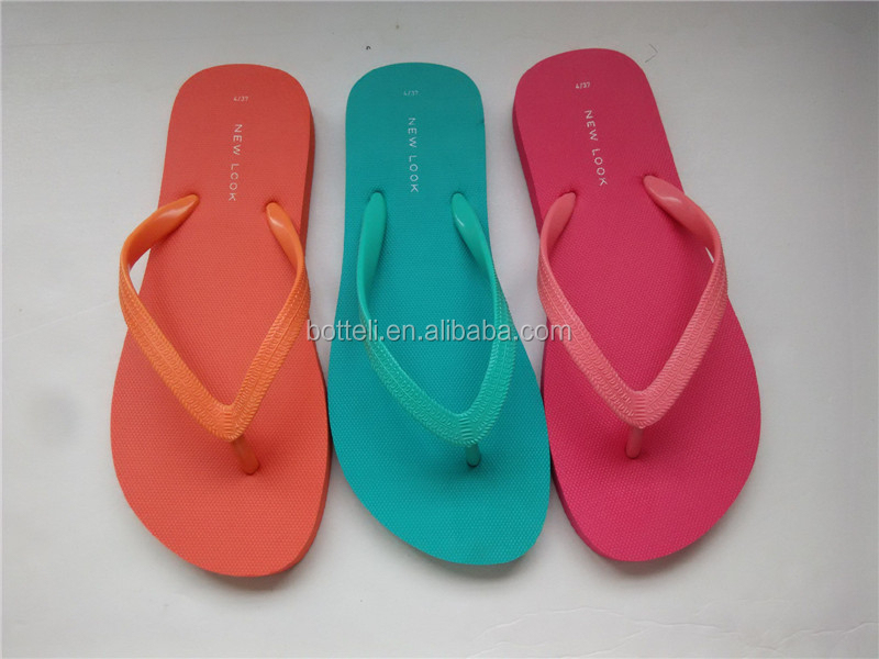 Colorful wholesale cheap flip flops rubber wedding <strong>slipper</strong>