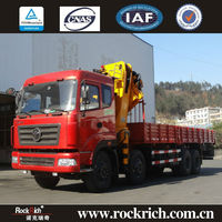 China Manufacture High Quality 25 Ton Small Truck Crane For Sale China Mobile Crane