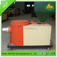 350KW biomass wood pellet burner for grain dryer 2015