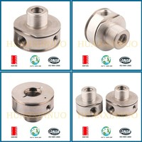 Custom Precision Metal Parts of High Quality