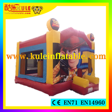 Kule inflatable bouncer bouncy castle cartoon jumping castles for kids games
