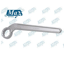 Single End Ring Bent Box Wrench/Spanner 10 mm
