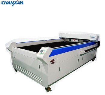 CHANXAN 1325 flat bed co2 laser cutting machine