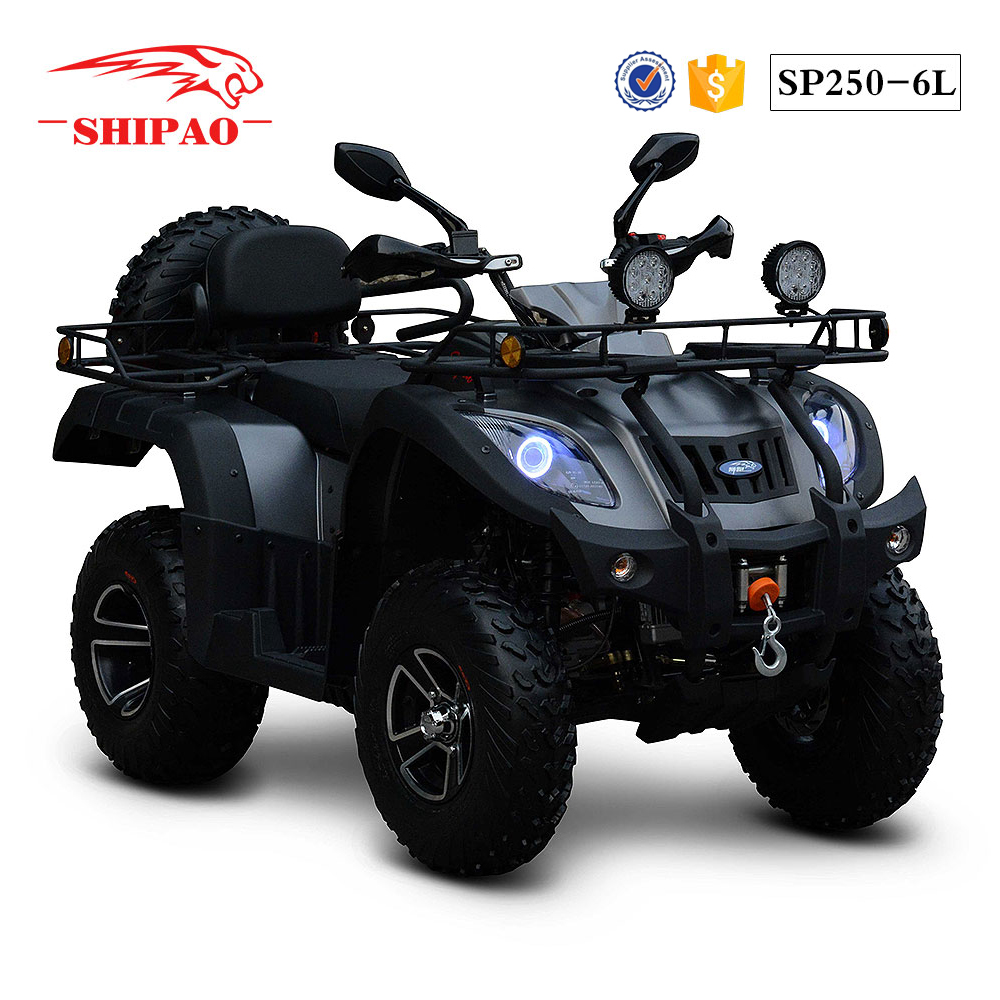 SP250-6L Shipao 2017 new technique amphibious vehicle