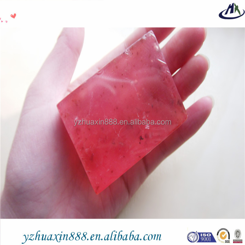 2016 new design cheap fragrant natural soap base made in china