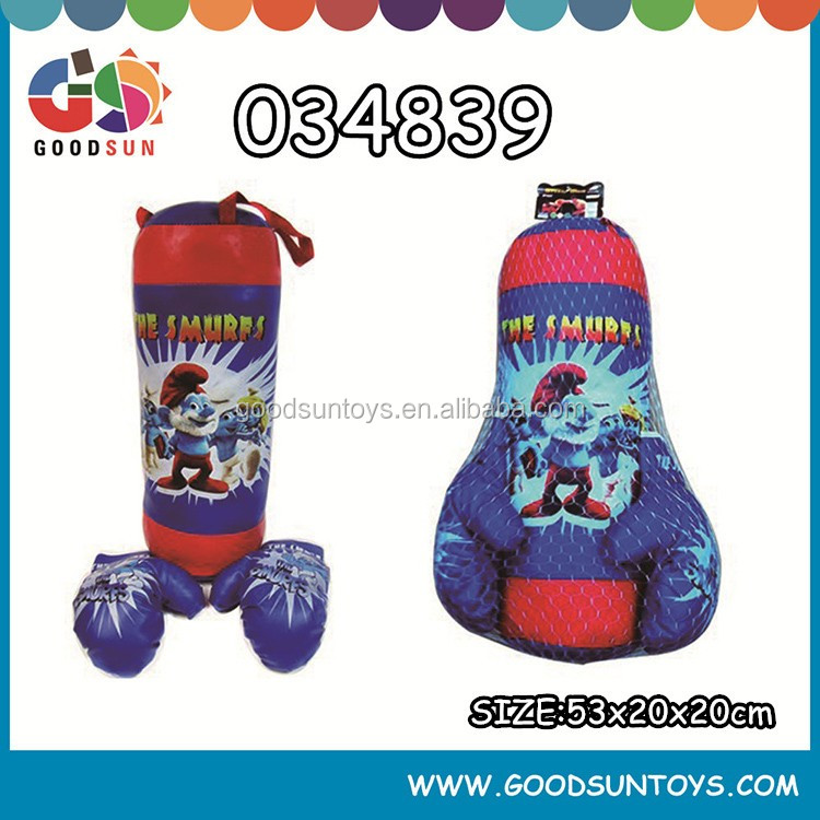Hot sale outdoor toys children boxing set Teenager sport toy boxing series with gloves